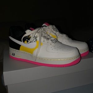 New with box Nike Air Force Ones